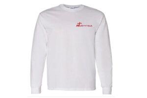 Long Sleeve Shirts White